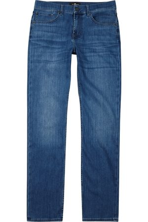 7 for all Mankind Men Trousers - Slimmy Luxe Performance Jeans
