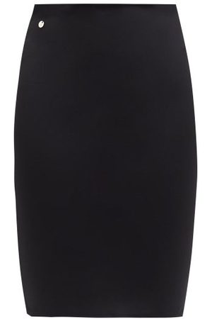 The Attico Jersey Mini Skirt - Womens