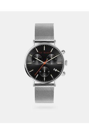 Ted Baker Men Watches - Bkpmms119 Mesh Strap Watch