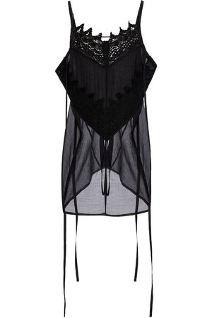 Loewe Paula's Ibiza cotton and silk camisole