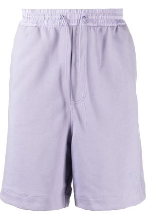 Y-3 Men Sports Shorts - Tonal-logo track shorts