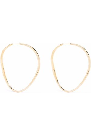 Dinny Hall Women Earrings - Wave XL hoop earrings