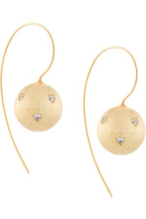 Eshvi Stone Galaxy earrings