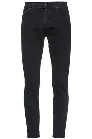 Msgm Men Trousers - DENIM - Denim trousers
