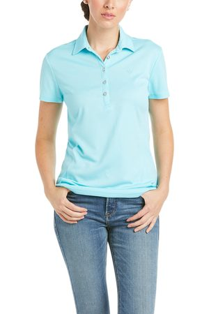 Ariat Women Polo Shirts - Women's Talent Polo Shirt in Cool