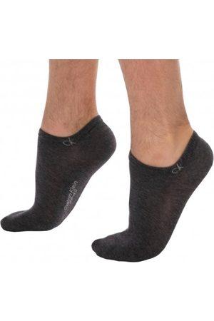 Calvin Klein Men Socks - 2-Pack Colin Bobby Socks - S/M