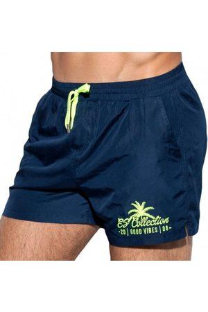 Es Men Swim Shorts - Basic Boardshort - Navy XS