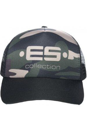 Es Men Caps - Print Logo Baseball Cap - Camouflage One Size