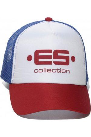 Es Men Caps - Print Logo Baseball Cap - One Size