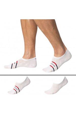 Tommy Hilfiger Men Socks - 2-Pack Stripe Invisible Socks - 39/42