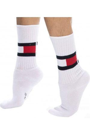 Tommy Hilfiger Flag Cotton Sports Socks - 39/42