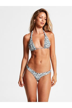 Volcom Women Bikinis - Women's Bloom Generation Triangle Bikini Top - Coastal