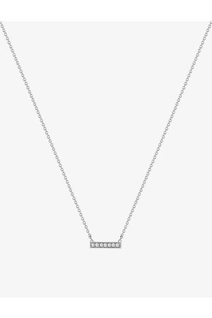 The Alkemistry 14ct - and diamond necklace