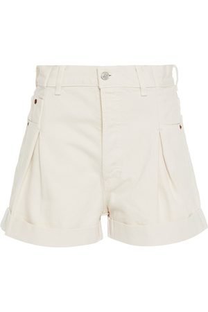 RE/DONE Woman 40s Zoot Denim Shorts Off- Size 23