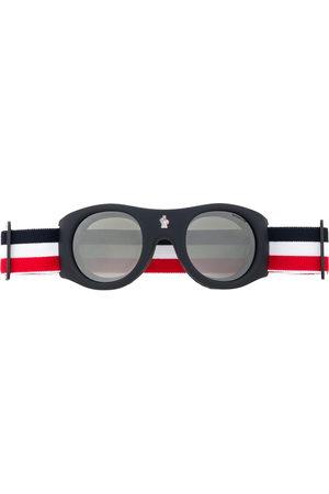 Moncler Sunglasses - Round frame sunglasses