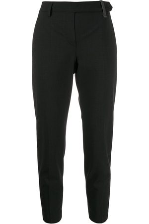 Brunello Cucinelli Tapered tailored trousers
