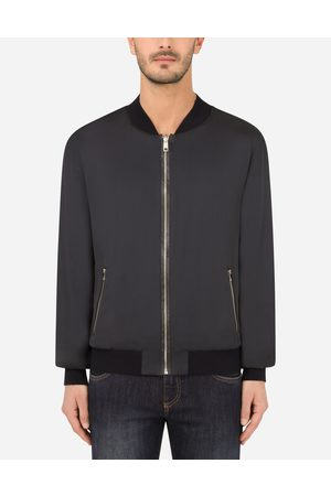 Dolce & Gabbana Men Jackets - Collection - Reversible silk and cashmere jacket male 44