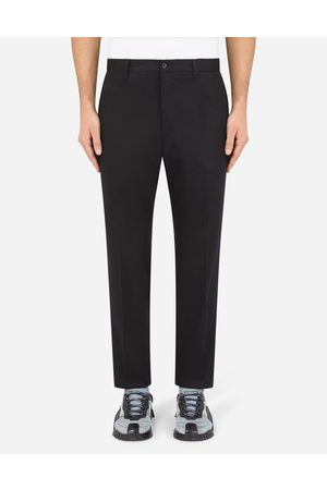 Dolce & Gabbana Men Trousers - Collection - Wool pants male 48