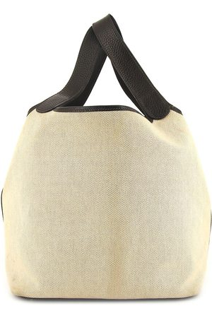 Hermès 2005 pre-owned large Picotin tote bag - Neutrals