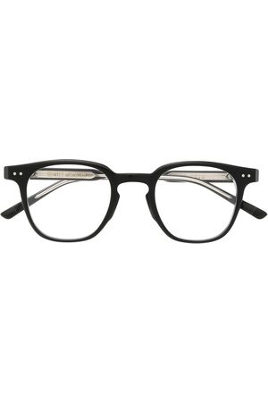 Gentle Monster Lutto round frame glasses