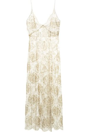 Gilda & Pearl Reverie long slip dress