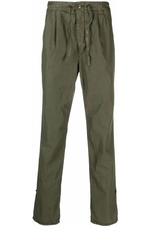 Incotex Straight-leg drawstring chinos