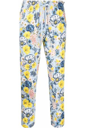 Viktor & Rolf Women Trousers - Floral-print trousers