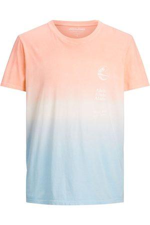 JACK & JONES Boys T-shirts - Boys Dip Dye Print T-shirt