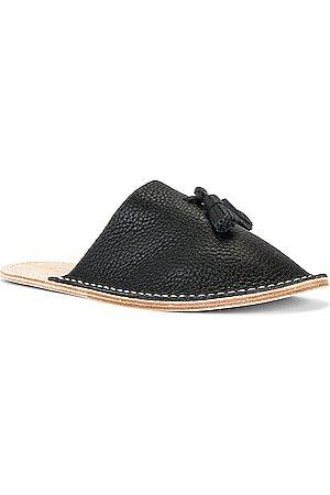 HENDER SCHEME Leather Slipper in
