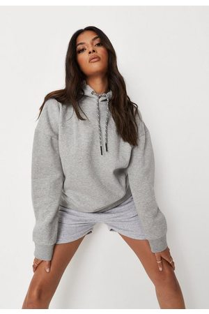 Missguided Tall Marl Hoodie