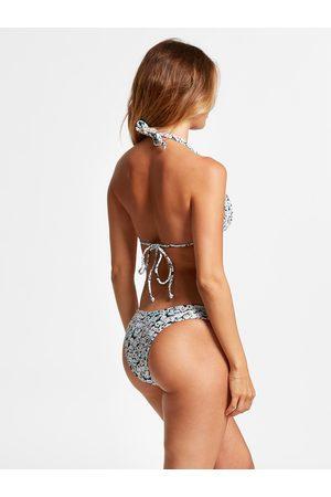 Volcom Women Bikinis - Women's Bloom Generation V Bikini Bottom - Coastal