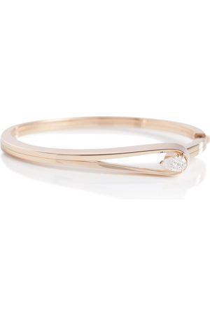 Repossi Women Bracelets - 18kt rose gold bracelet with diamond