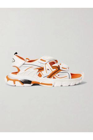Balenciaga Men Sandals - Track Neoprene and Rubber Sandals