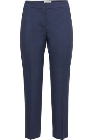 Alexander McQueen Tailored Wool Pants