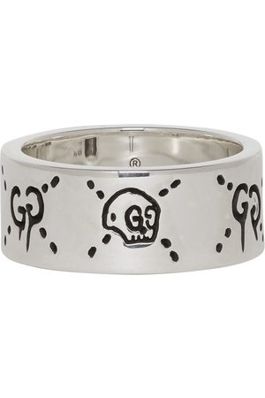 Gucci Silver 'Ghost' Ring