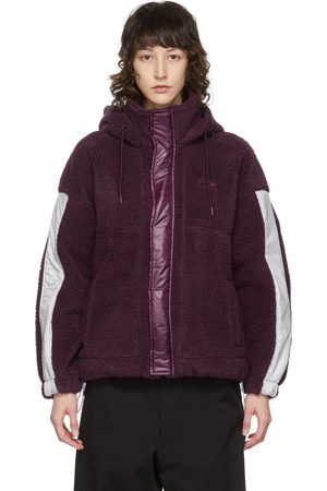 Li Ning Women Fleece Jackets - Fleece Hooded Jacket