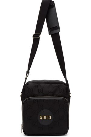 Gucci Men Suitcases - Black Off The Grid Messenger Bag