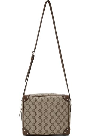 Gucci Brown GG Shoulder Bag