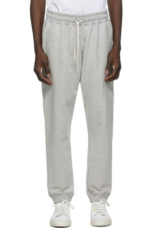 Bather Grey Cotton Sweatpants