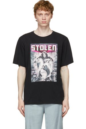Stolen Girlfriends Club Men Sports T-shirts - Black Blade Runner T-Shirt
