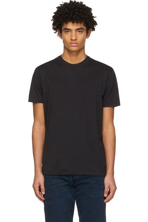Tom Ford Black Lyocell Jersey T-Shirt