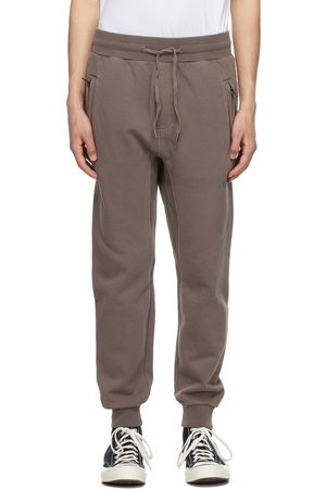 Ksubi Taupe Sign Of The Times Sweatpants
