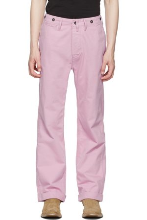 Levi's Pink '20s Chino Trousers