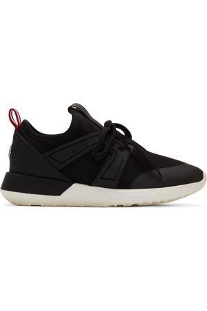 Moncler Black Emilia Sneakers