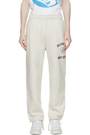 Billionaire Boys Club Grey Heart Logo Sweatpants
