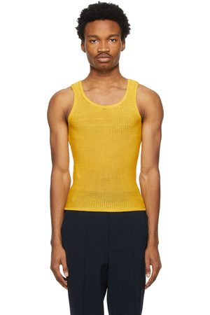Situationist Wool Knit Tank Top