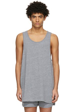 Essentials Three-Pack Multicolor Jersey Tank Tops