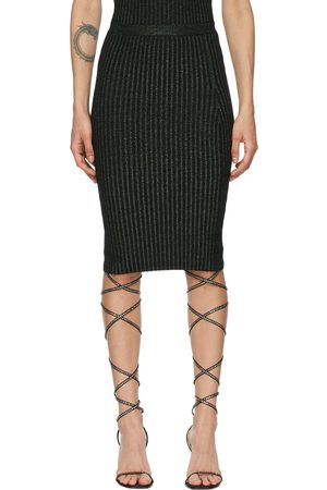 giu giu Women Pencil Skirts - Black Nonna Tube Skirt