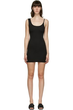 CHRISTOPHER ESBER SSENSE Exclusive Asymmetric Strap Mini Dress