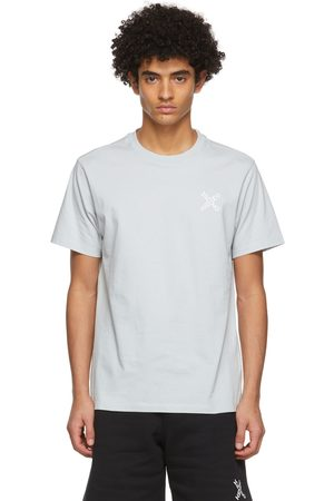 Kenzo Grey Little X Classic Sport T-Shirt